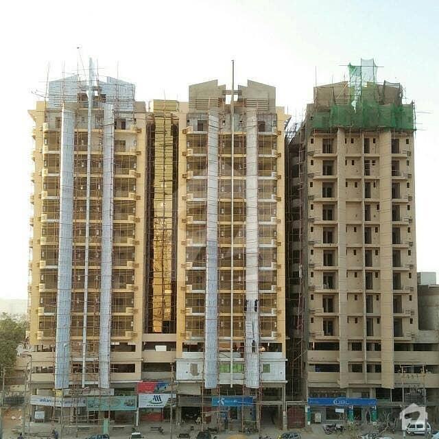 فیڈرل بی ایریا ۔ بلاک 10 فیڈرل بی ایریا کراچی میں 3 کمروں کا 6 مرلہ فلیٹ 1.15 کروڑ میں برائے فروخت۔