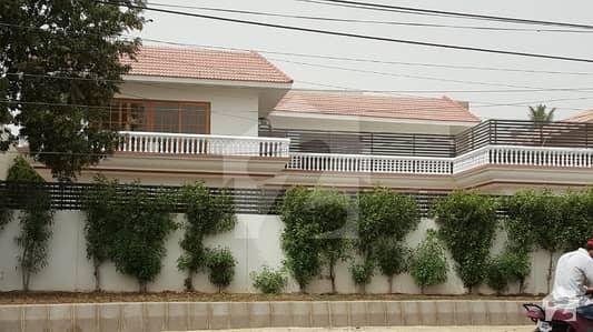 General Housing Villa In Zamzama For Sale