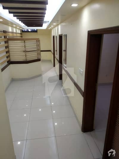 100 Yards Brand New Building For Sale In Bukhari Commercial Area