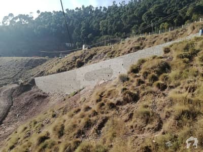 5 Marla Plot In Murree With All Modern Facilities Available
