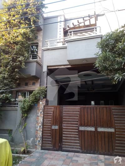 5 Marla Full House With Basement For Rent
