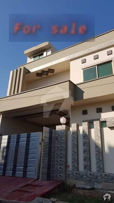 6 Marla New House For Sale In Khayaban-e-Shair Sargodha
