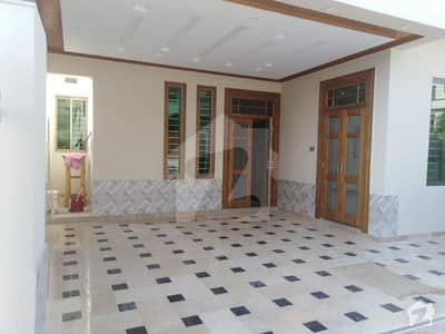 Brand New 7 Marla House In Cbr Town Phase 1 For Sale