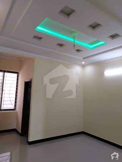 Brand New 7 Marla Double Unit House For Sale In Cbr Town  Phase 1 Islamabad