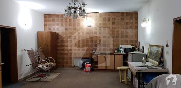 Wapda Town Block E2 - 10 Marla House For Sale Main Of Back 40 Feet Road Marble Flooring