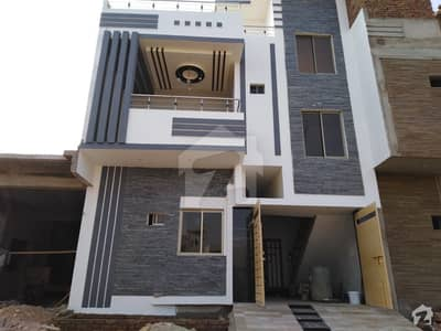 120 Sq Yard Bungalow Is Available For Sale