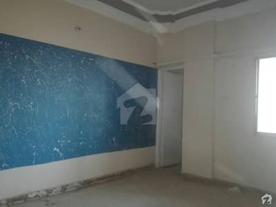 Seema Apartment 3rd Floor Full Renovated Flat Available For Sale In North Karachi Sec 10