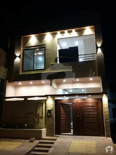 Double Storey House For Sale In Kohsar Latifabad 150 Sq Yards