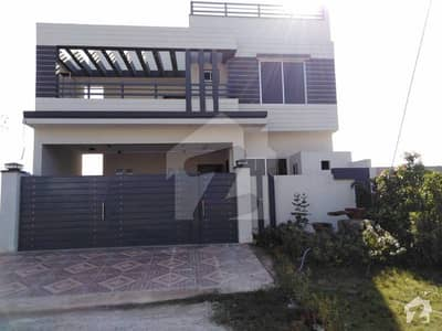 Double Storey House Is Available For Rent In E Block