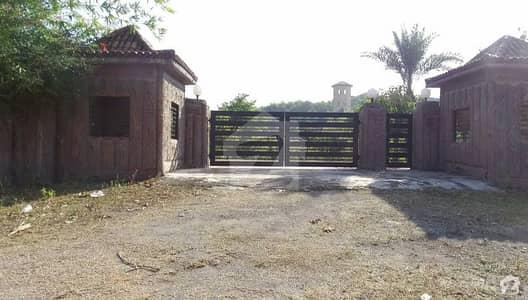 Luxury 40 Kanal Farmhouse Is Available For Sale