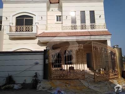 New House Is Available For Sale In Madina Town