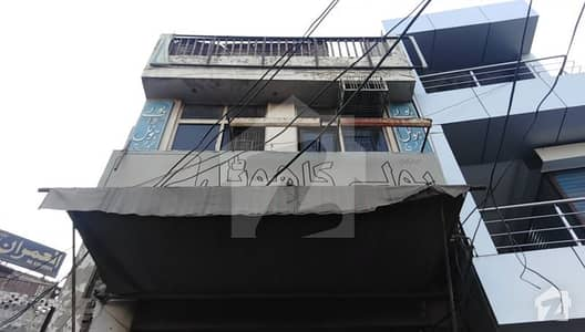 10 Marla Building For Sale  For Bank Multinational Companies
