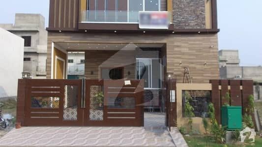 Brand New 10 Marla House For Sale In Pak Arab Housing