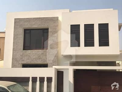 500 Square Yards Extraordinary Brand New Bungalow For Sale