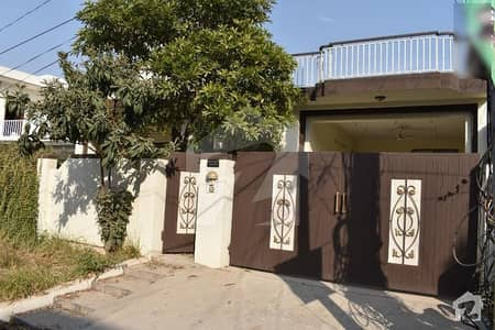 40x80 Single Storey House For Sale In Korang Town Islamabad