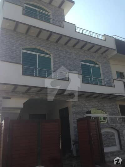 Ideally Located And Beautiful 5 Bed Double Storey House Size 25 X 50  In Sector I14 Islamabad