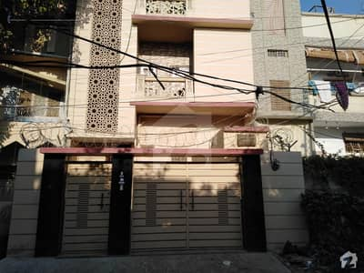 133 Sq Yard  2nd Floor Is Available For Rent