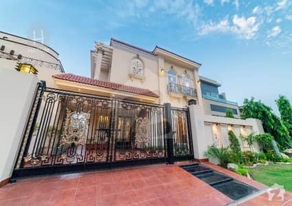 10 Marla Brand New Spanish Villa Is Available For Sale