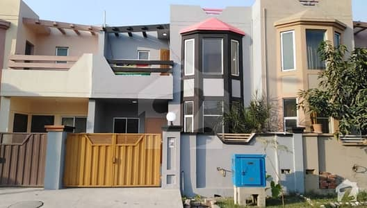 5 Marla Brand New House For Sale In Lake City Sector M7 Block B