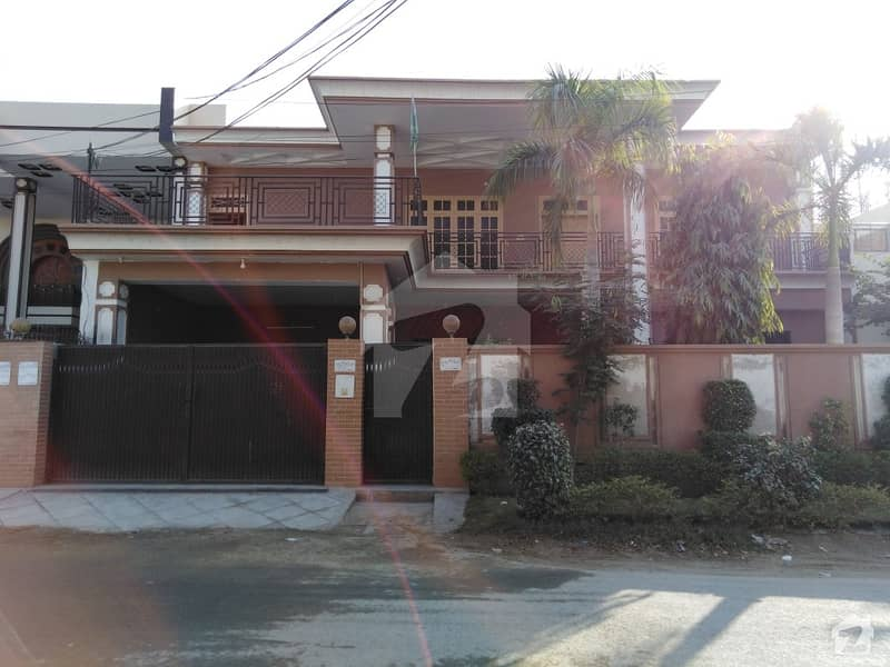 1 Kanal Double Story House For  Rent