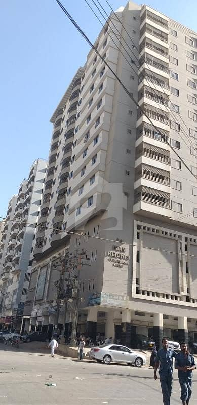 3 Bed D/D Apartment Available For Rent In Luxury Building At Khalid Bin Waleed Road