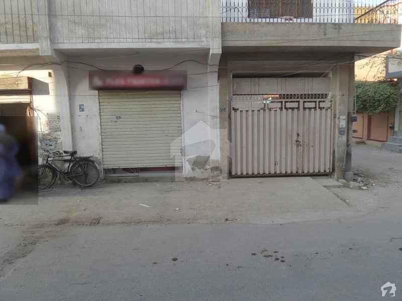 Single Storey Beautiful Corner Banglow Available for Rent at Khan Colony Road, Okara