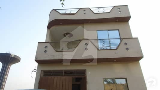 3 Marla Brand New House For Sale In SA Garden Phase 2 Arslan Block