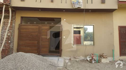 3 Marla Brand New House For Sale In SA Garden Phase 2 Kamran Block