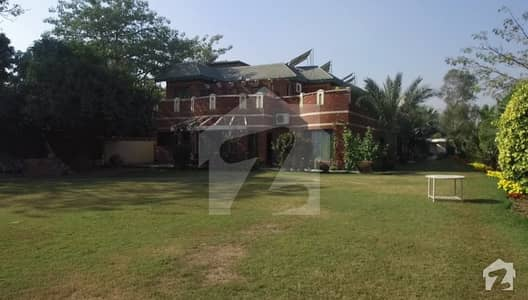 4 Kanal Most Attractive Spanish Farm House For Sale In DHA Phase 5