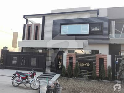 12 Marla Brand New House For Sale On Ideal Location