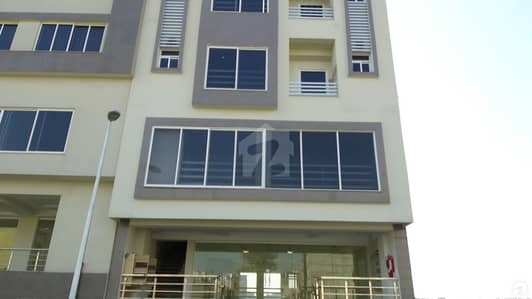 5 Marla Brand New 4 Floors Plaza For Sale 2 Sided Open In Rafi Commercial
