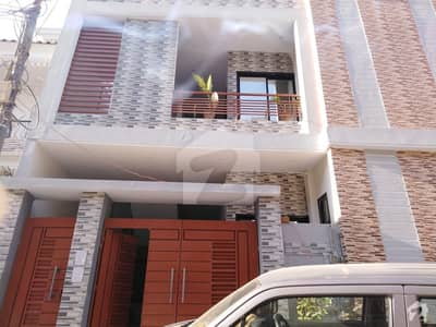 225 Sq Yards Brand New Ultra Modern Luxury Portion With Parking In Vip Block 15 Gulistan-e-Jauher