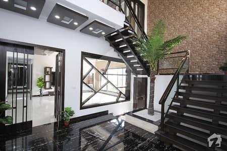 1 Kanal Brand New Beautifully Designed Modern Architect Bungalow
