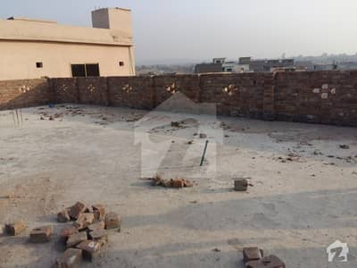 5 Marla Single Storey Structure House Is Available For Sale