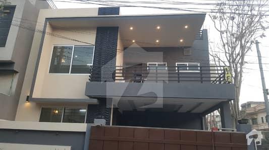 Double Storey Corner House For Sale In Soan Garden B Block Islamabad