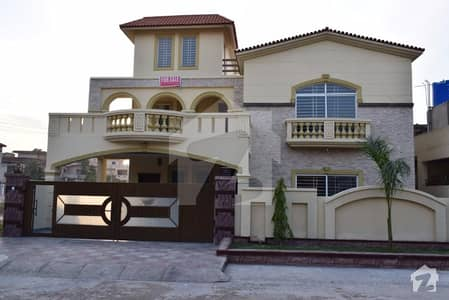 Luxury 1 kanal House for sale In national police foundation 09 islamabad