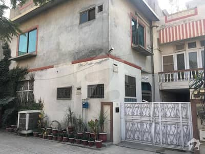 12 Marla House For Sale At Elegant Location