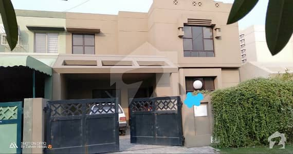 10 Marla Beautiful House For Sale In Eden Avenue Lahore