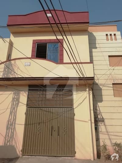 4 Marla Double Storey New House Is Available For Sale
