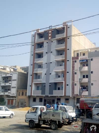 Brand New Apartment For Sale On Gizri Road