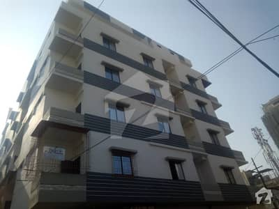 Brand New Apartment For Sale In PT Colony On Gizri Road Near Kausar Medicos