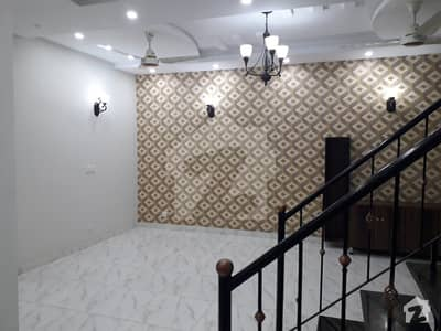 5 Marla Brand New Luxury Villa For Sale In State Life Housing Society Lahore Phase 1