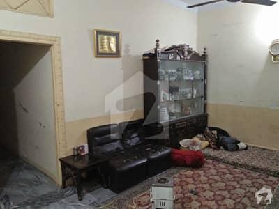 Single Storey 6. 5 Marla House For Sale