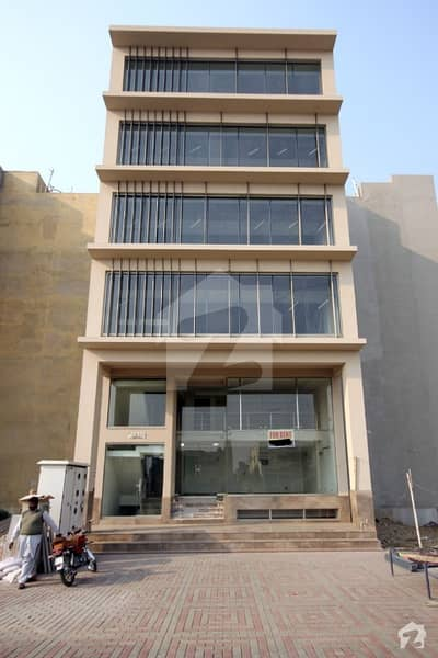 Chohan Offer 4 Marla Plaza For Rent In Phase 6