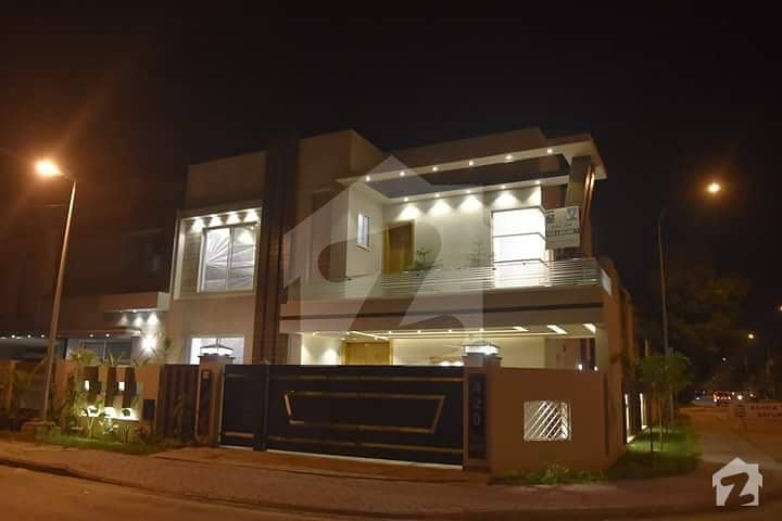 14 MARLA BRAND NEW CORNER HOUSE FOR RENT IN BAHRIA TOWN LAHORRE