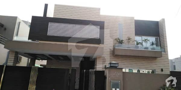 1 Kanal Brand New Beautiful Modern Luxury Upper Portion For Rent In State Life Housing Society Near Dha Phase V