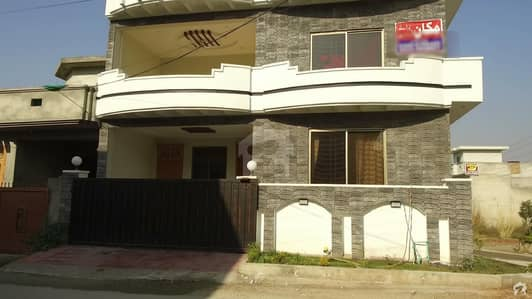 Triple Storey House Is Available For Sale In Korang Town