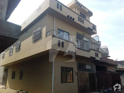 4 Marla Corner Brand New House Triple Storey Is For Sale