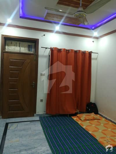 One Bed Room With Attach Bath For Husband Wife In  Khiyaban-e-Faiz Omer Block H-13