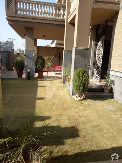 One Kanal Independent Upper Portion For Rent